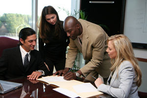 Contract-Signing