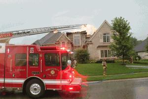 Firetruck 300x200